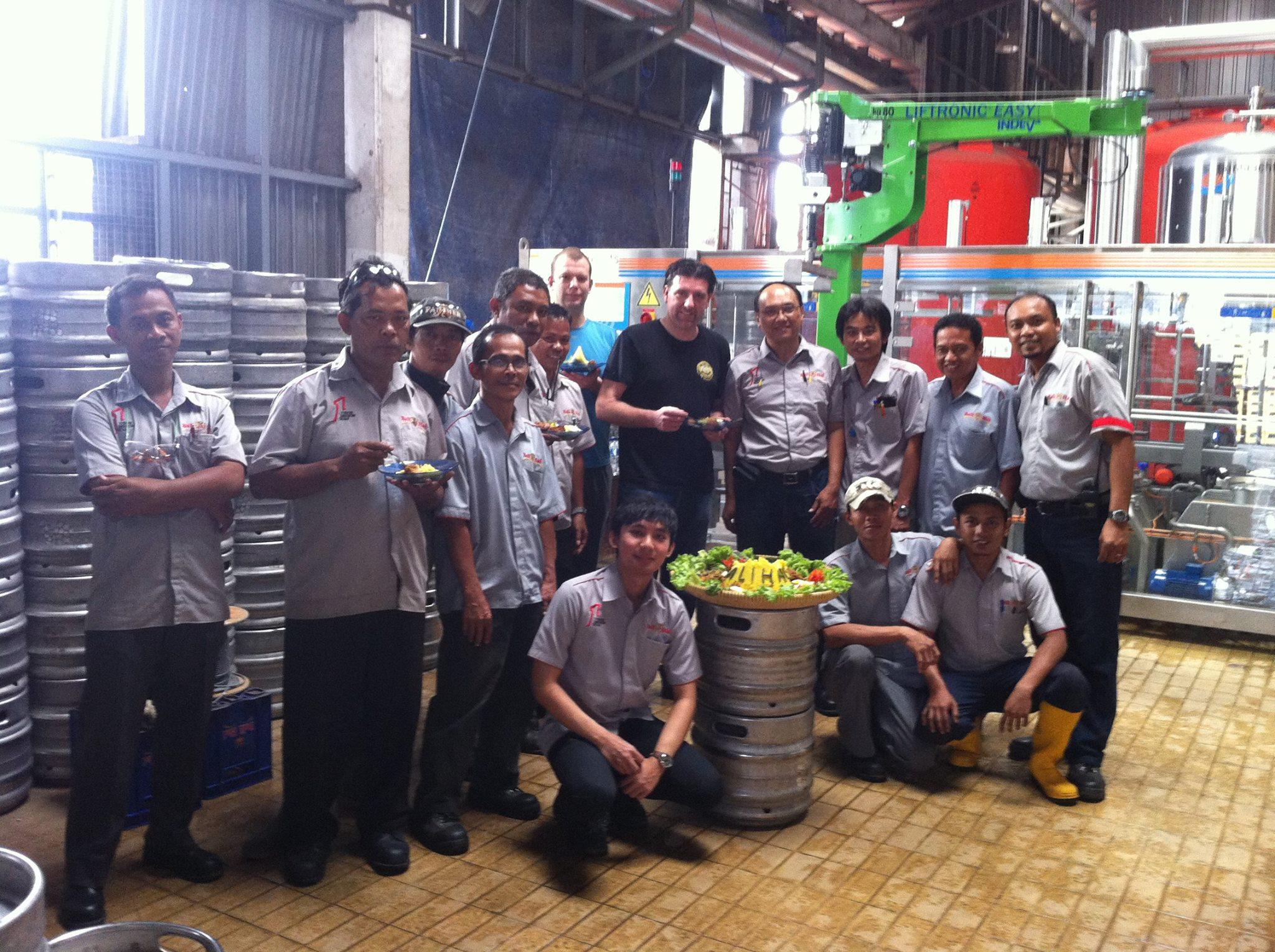 Bali Hai Brewery Lambrechts Group