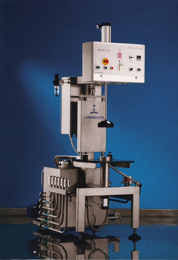 MICRO-125 Keg Washer