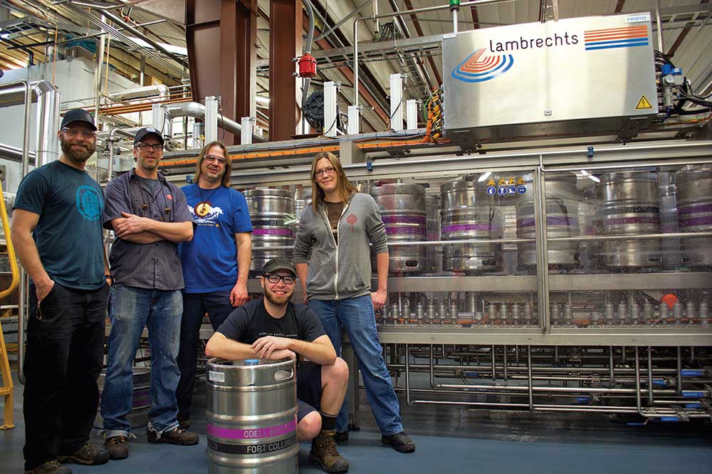 Odell Brewery Lambrechts Group