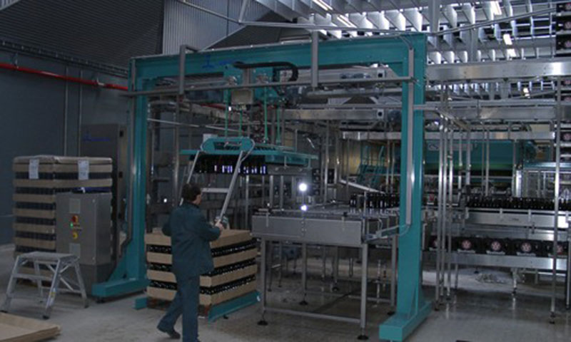 Bulk Glass Depal Lambrechts Group