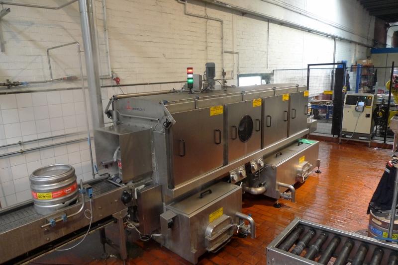 External Keg Washers Lambrechts Group